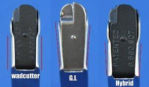 45 Caliber Feedlips Detail