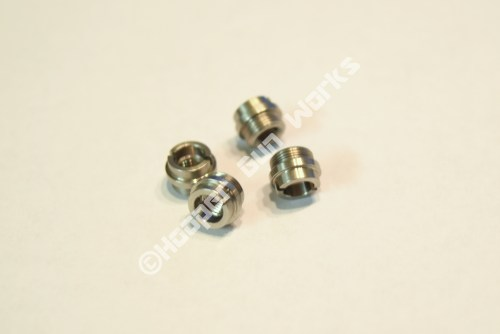 HGW Grip Screw Bushings SS SLIM