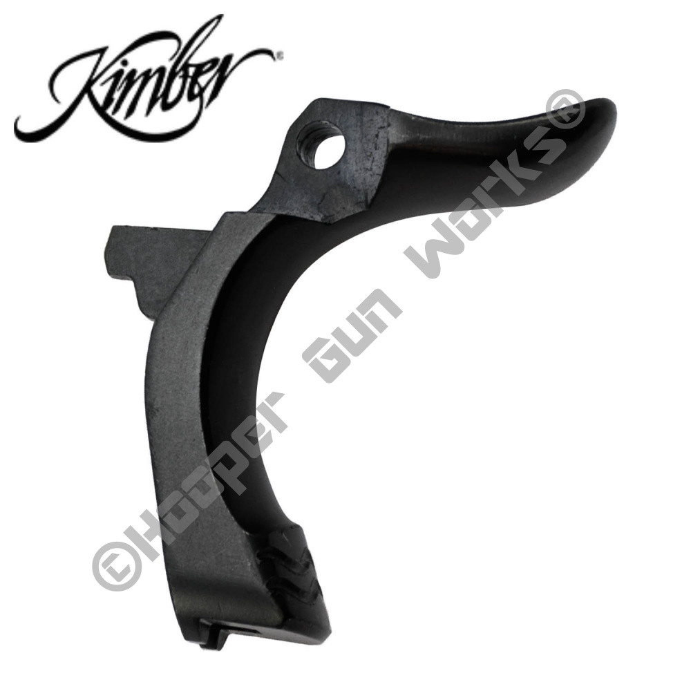 KIMBER 1911 Factory Tactical Bumped Grip Safety – Black #1100634A