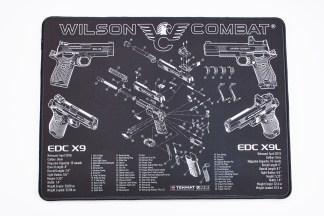 Wilson Combat 987 (Cleaning/Counter Mat, EDC X9/EDC X9L, Wilson Combat Combat/TekMat)