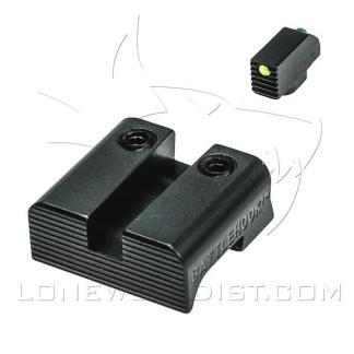 BattleHook +1 Fiber Front & Black Rear