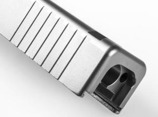 AlphaWolf Slide Compatible with Glock 34 9mm Gen3, OEM Profile Solid Top