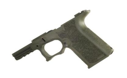 Poly 80 Compact Pistol Frame Kit G19/23/32 OD Textured Grip