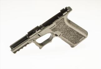 Poly 80 Compact Pistol Frame Kit G19/23/32 COBALT Textured Grip