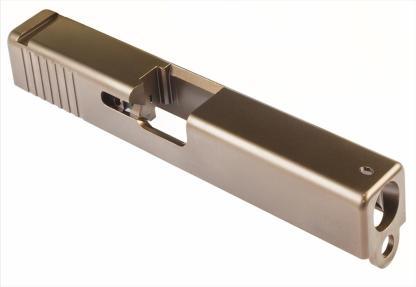 AlphaWolf Slide G17 9mm Gen3, OEM Profile - ORB