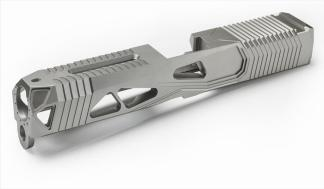AlphaWolf Slide M/17 9mm Gen3 w/ SS 20 Machining