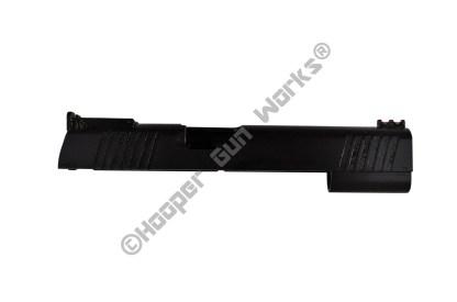 """Rock Island Armory 5"""" Full Size 1911 Heavy Slide 10mm/40S&W Wide Serrations - LPA WD"""
