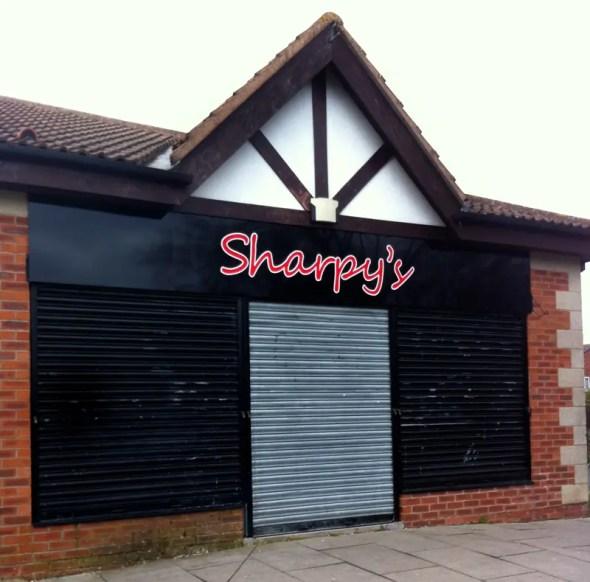 Shop Sign Newcastle