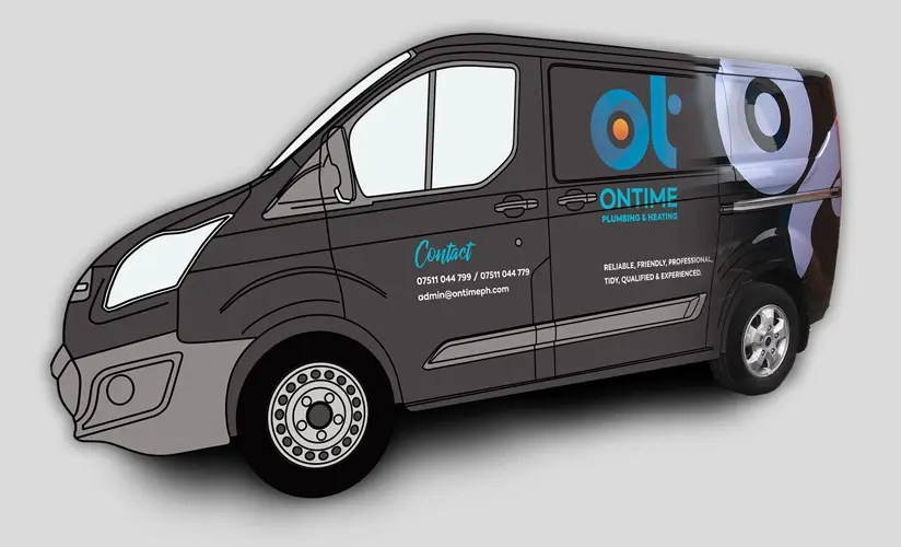 Van Graphics Newcastle
