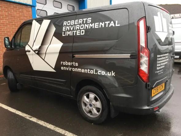 Vehicle Livery Newcastle upon Tyne