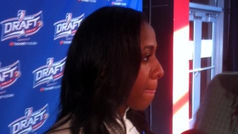 Dishin & Swishin 4/18/12 Podcast: Welcome to the WNBA!
