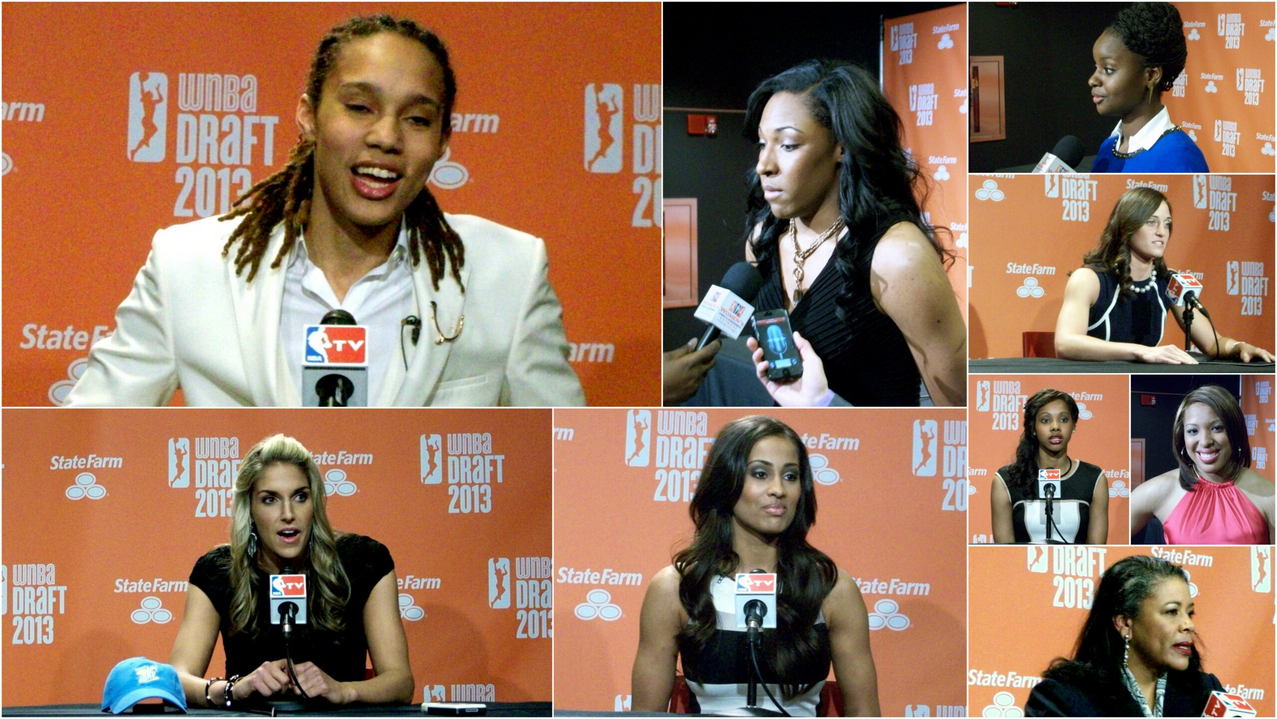 Dishin & Swishin 4/18/13 Podcast: The WNBA class of 2013, there may be three to see, but there's a lot more to adore!