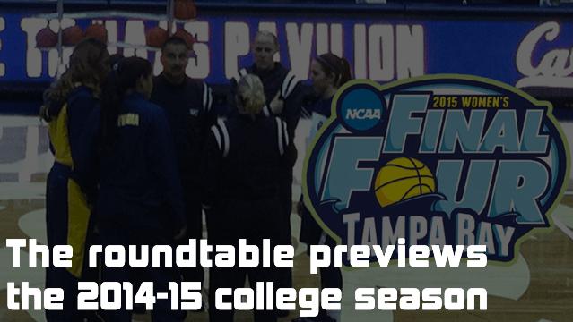 Dishin & Swishin 11/13/14 Podcast: The roundtable returns to preview the 2014-15 NCAA DI season