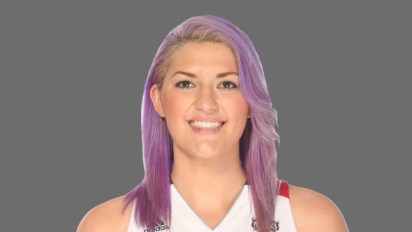 Stefanie Dolson. Photo: WNBA.