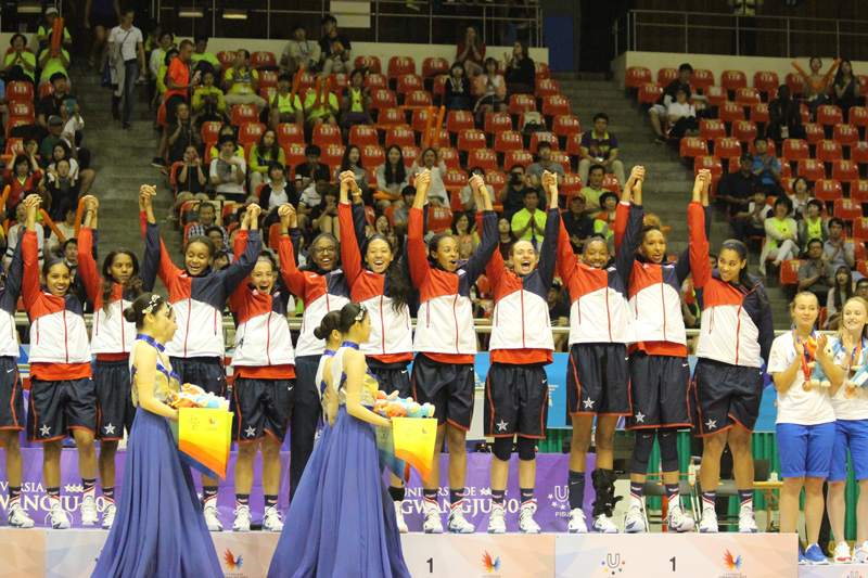 USA defeats Canada, 82-63, to capture gold at World University Games