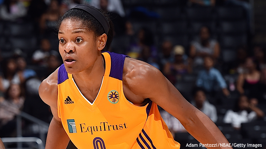 Los Angeles wins fourth straight, routs Tulsa 84-57