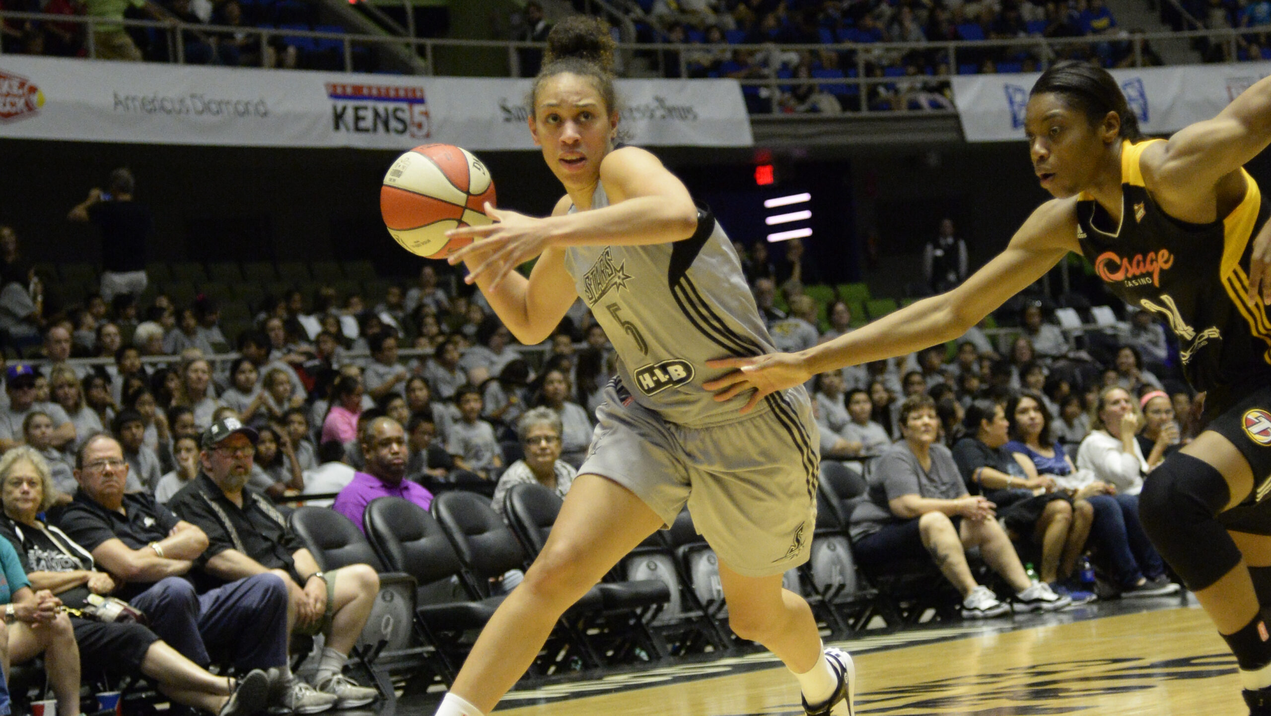 Dishin & Swishin 08/06/15 Podcast: WNBA newcomers include surprising Rookie of the Year frontrunners
