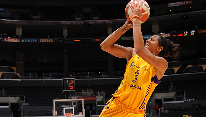 Ogwumike returns and Sparks overcome 15-point deficit to defeat Mystics, remain in playoff hunt