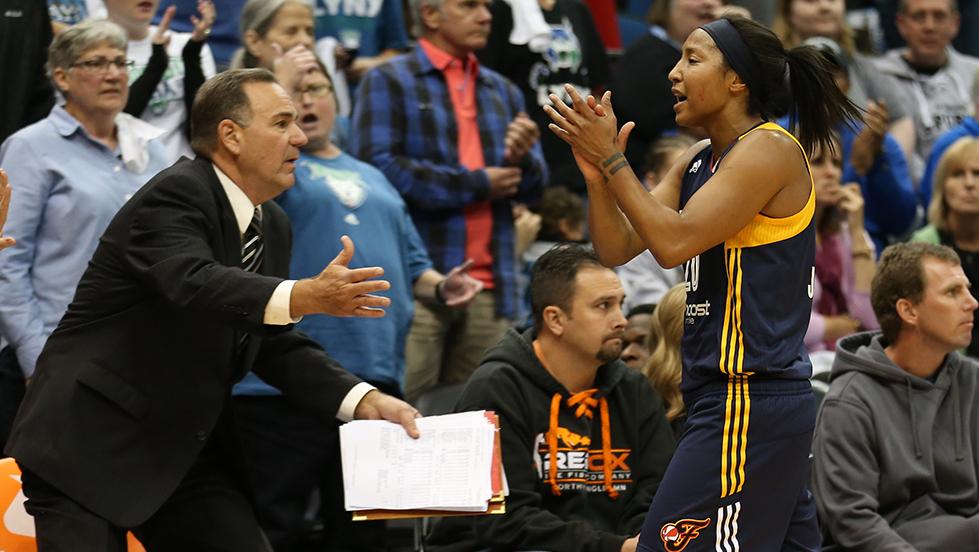 2015 WNBA Finals Game 1: Indiana Fever tame the Minnesota Lynx, 75-69