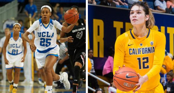No. 19 UCLA visits No. 21 Cal in rare non-conference contest
