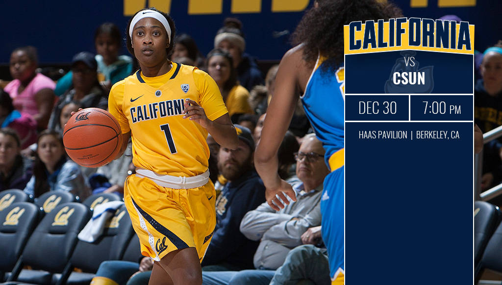 No. 19 Cal looks to match second-best non-conference record vs. CSUN