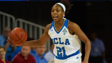 Nirra Fields. Photo: UCLA Athletics.