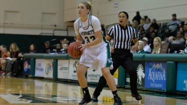 Sacramento State's Abbey Goodsell. Photo: Sacramento State Athletics.