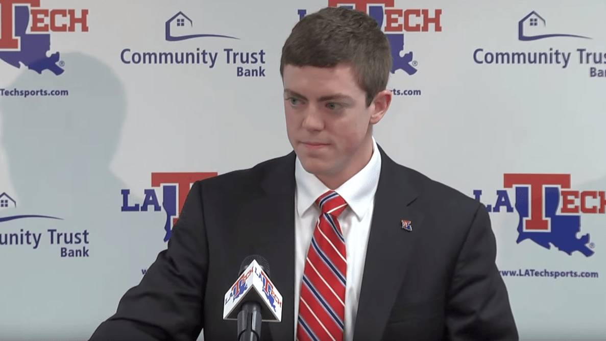 """Tyler Summitt steps down as head coach of Louisiana Tech for """"engaging in a relationship that has negatively impacted the people I love"""""""