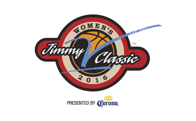 Texas and UConn to meet in the 2016 Jimmy V Women's Classic