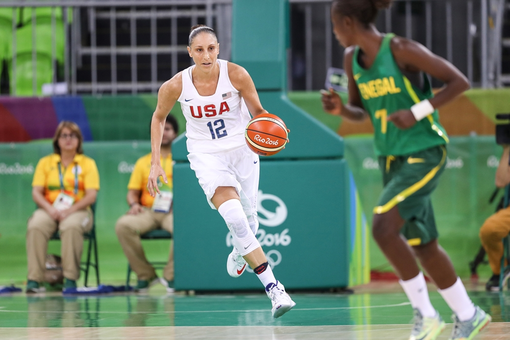 2016 Rio Olympic Games: Group Phase Day 3 Notes: USA hits 100 again
