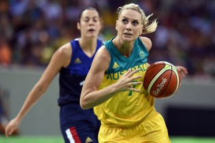 August 9, 2016. Penny Taylor. Photo: FIBA.