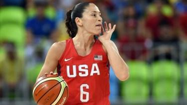 August 14, 2016. Sue Bird. Photo: FIBA.