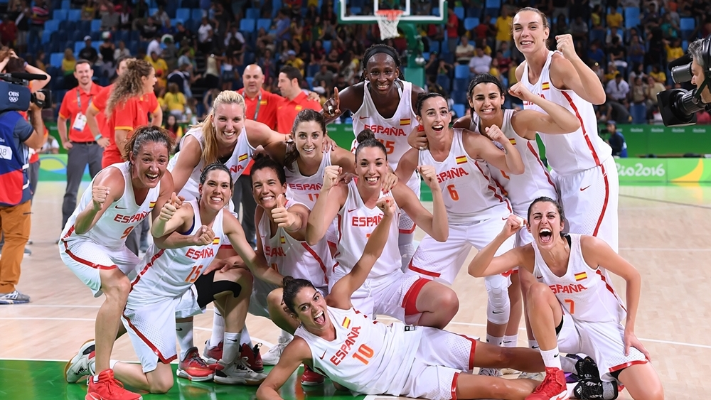 #Rio2016: Spain reaches medal round for first time, women's basketball heydays are back for the Spaniards