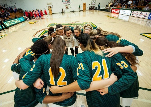Photo: Vermont Athletics.