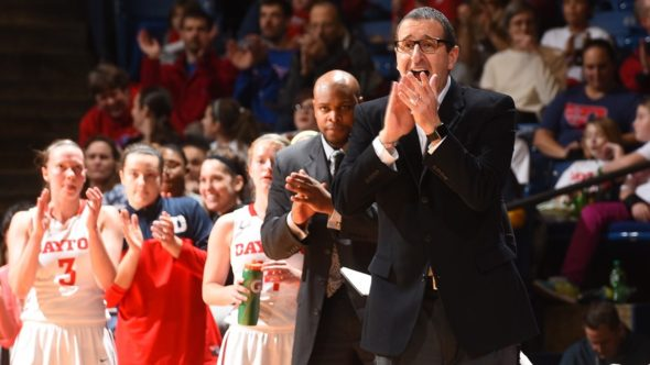 Jim Jabir. Photo: Dayton Athletics.