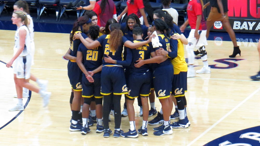 Cal survives tough West Coast Conference team Saint Mary's, 74-67, crucial prep for another WCC squad