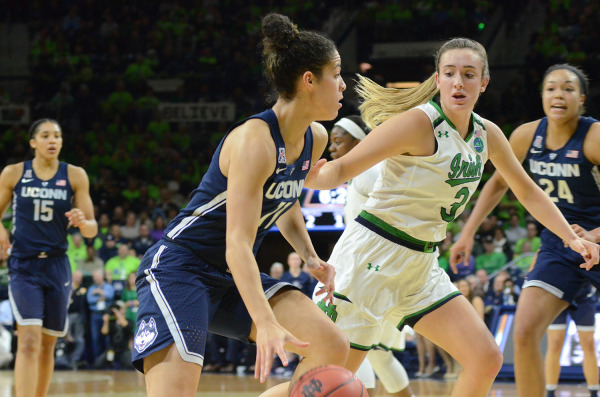 UConn unanimous No. 1 in Hoopfeed poll, Arizona State and Kansas State enter