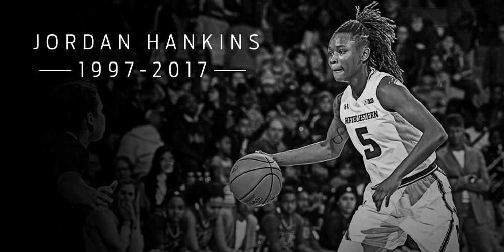 Northwestern mourns loss of sophomore Jordan Hankins