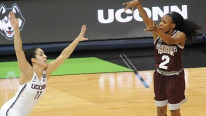 Morgan William's midseason woes tests her versatility at Mississippi State
