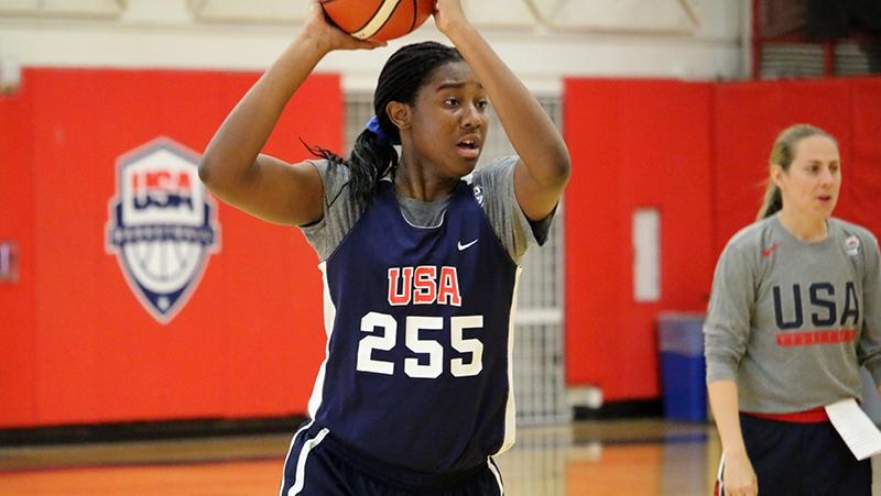 2017 USA Basketball Women's U16 National Team announced