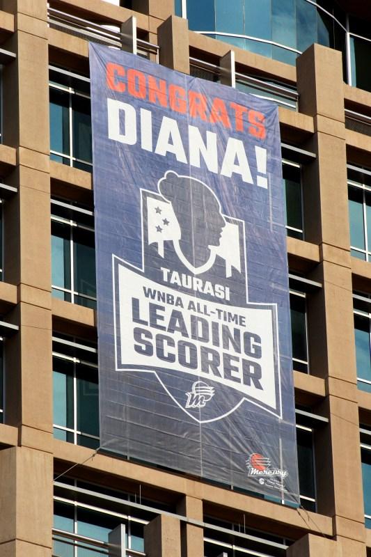Diana Taurasi banner