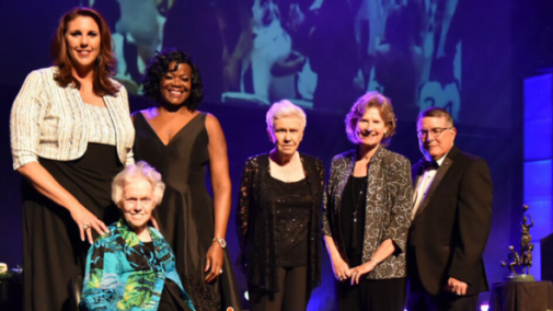 The Women's Basketball Hall of Fame inducted its 19th Class of 2017.