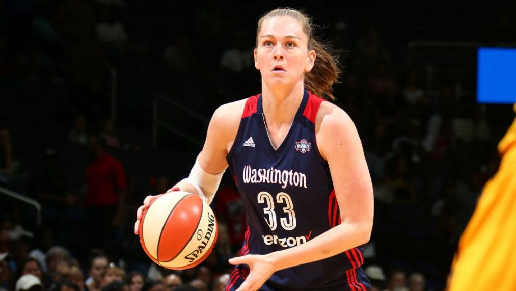 Washington Mystics forward Emma Meesseman: Belgium's best and a WNBA rising star