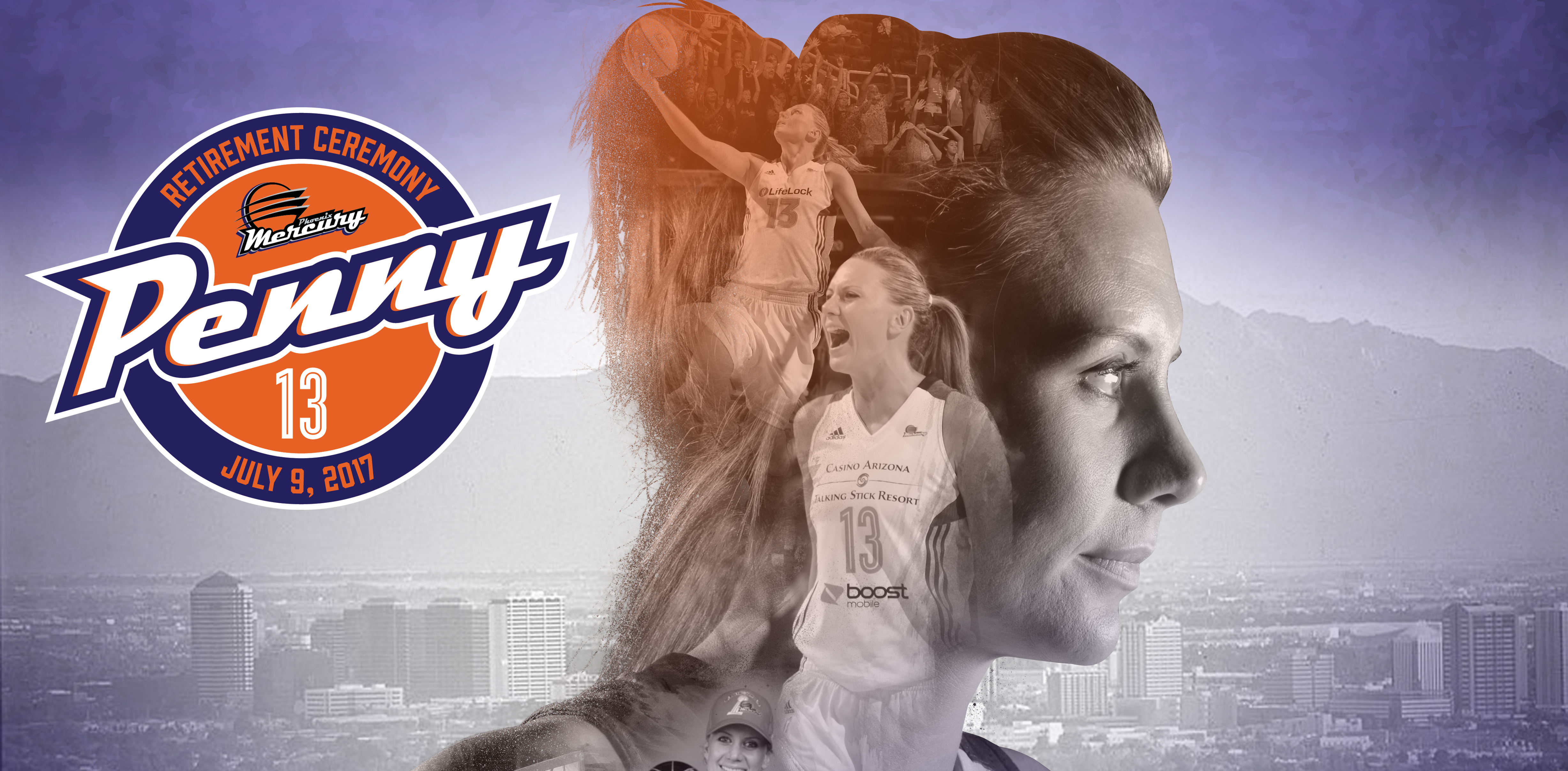 Phoenix Mercury to hold Penny Taylor retirement ceremony, July 9