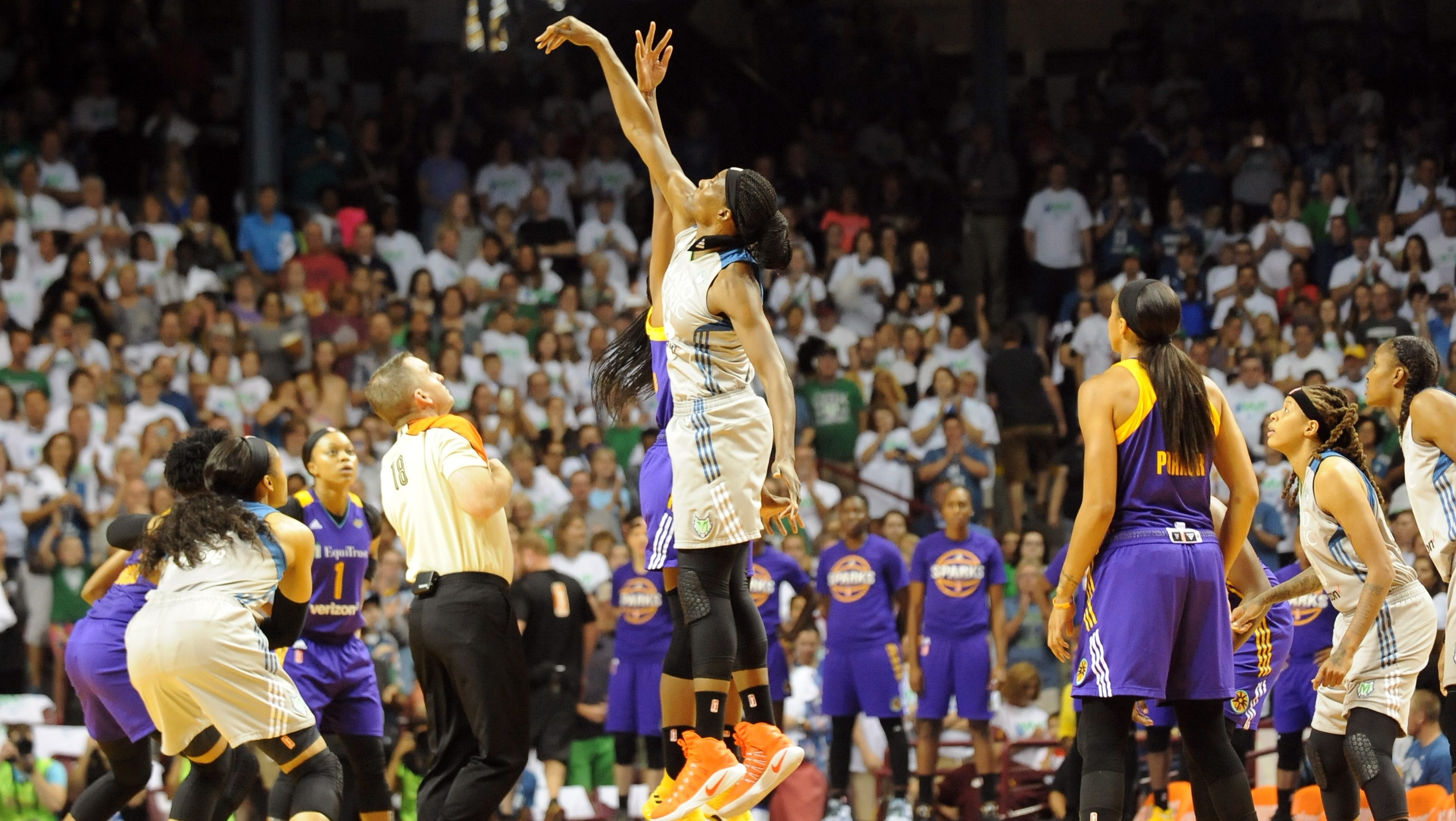 Buzzer-beater WNBA Finals game 1 delivers best overnight ratings ever