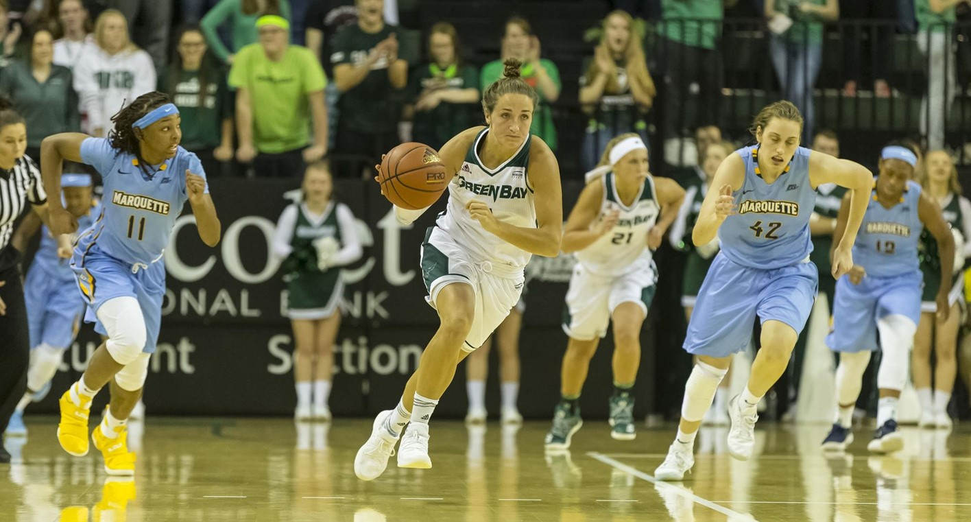Sport Tours International/Hoopfeed NCAA DI Top 25 Poll for Dec. 5, 2017: Notre Dame moves to No. 2; Green Bay enters at No. 24