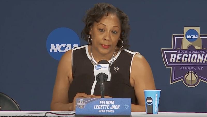 Buffalo's magical season ends in Sweet 16, head coach Felisha Legette-Jack reflects on the season