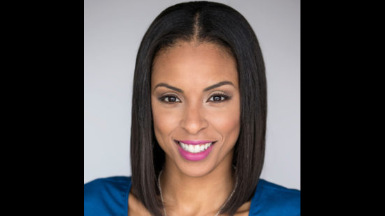 LaChina Robinson is the recipient of the 2018 Dawn Staley Excellence in Broadcasting Award