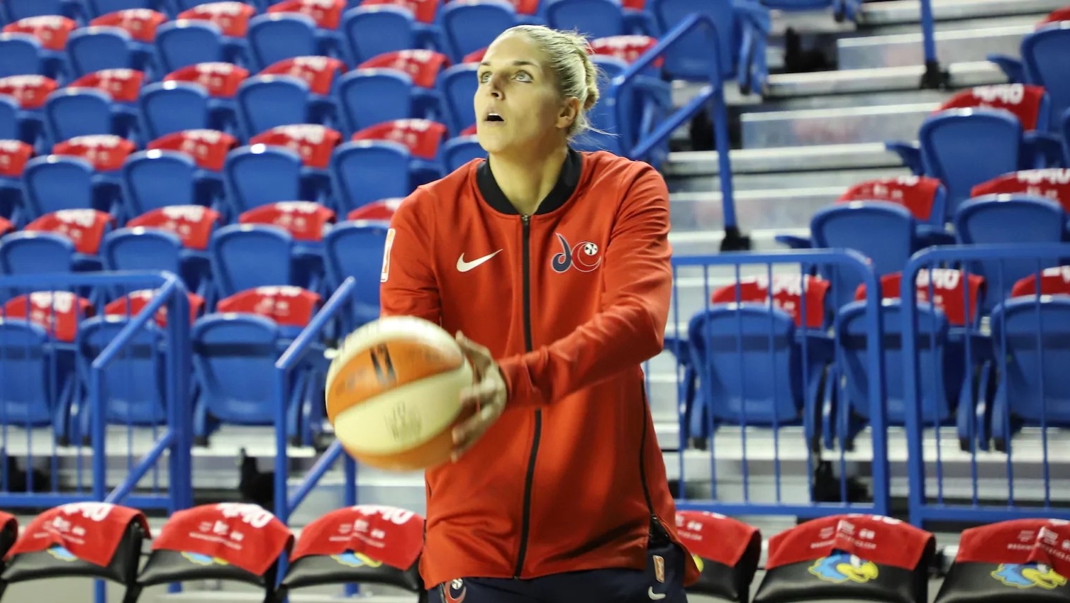 """Mystics confident heading into the season; Mike Thibault: """"I think everybody is in sync about what we're doing"""""""