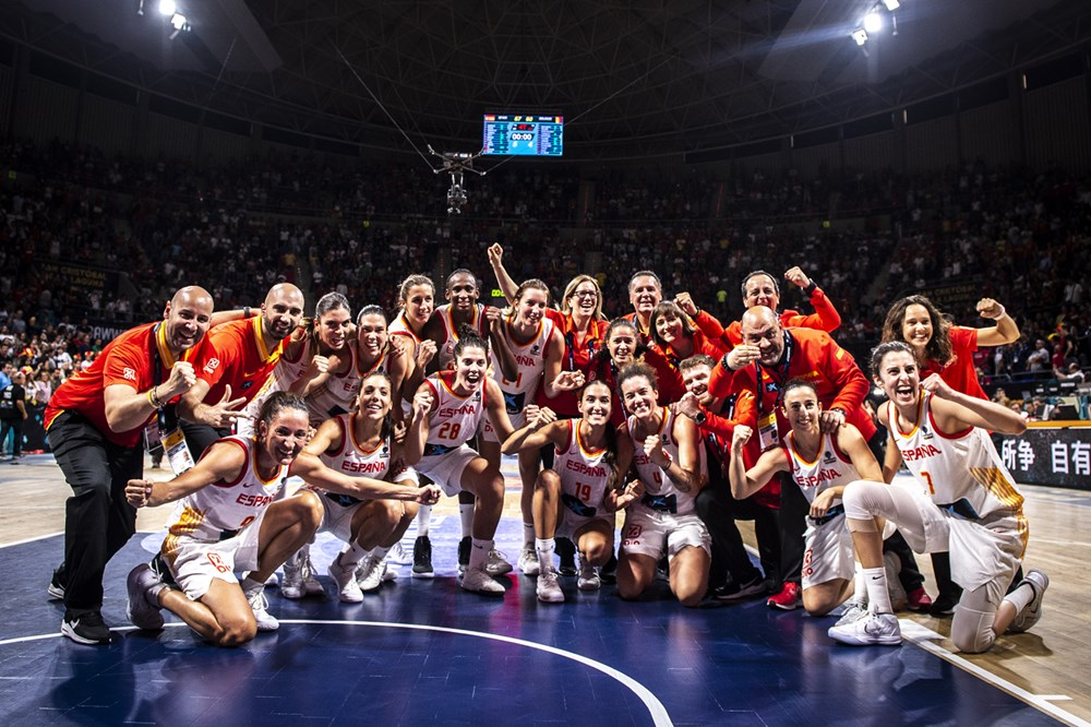 Spain slips by Belgium to win bronze at 2018 FIBA World Championship